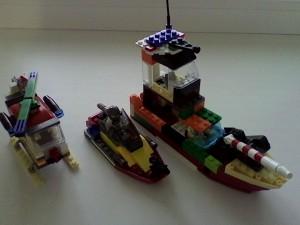 Флотилия спасателей
