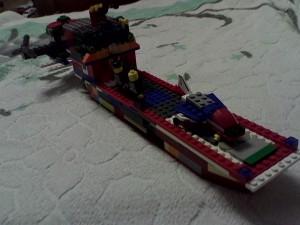 Авианесущий крейсер !