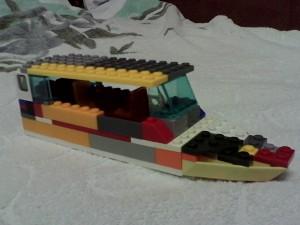 Прогулочный речной трамвайчик 1