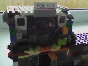 Шериф полиции