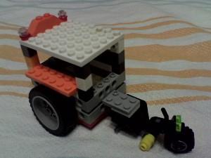 Моторикша 2